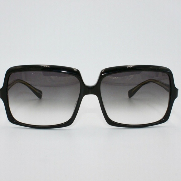 Oliver Peoples Apollonia BK Women/'s Sunglasses Black Gray Gradient JAPAN /&